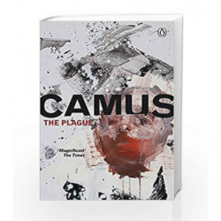 The Plague by Albert Camus Book-9780141049236