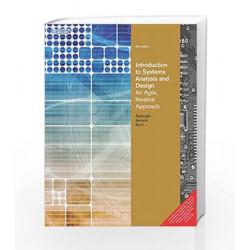 Introduction to Systems Analysis and Design An Agile, Iterative Approach by John W. Satzinger Book-9788131529188