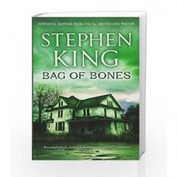 Bag of Bones by Stephen King Book-9781444720686
