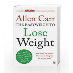 Allen Carr's Easyweigh to Lose Weight by Allen Carr Book-9780718194727