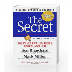 The Secret: What Great Leaders Know and Do by Ken Blanchard Book-9781605092683