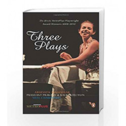 Three Plays by MAJUMDAR ABHISHEK Book-9780143415589