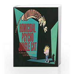 Homicidal Psycho Jungle Cat (A Calvin and Hobbes) by Bill Watterson Book-9780751511277