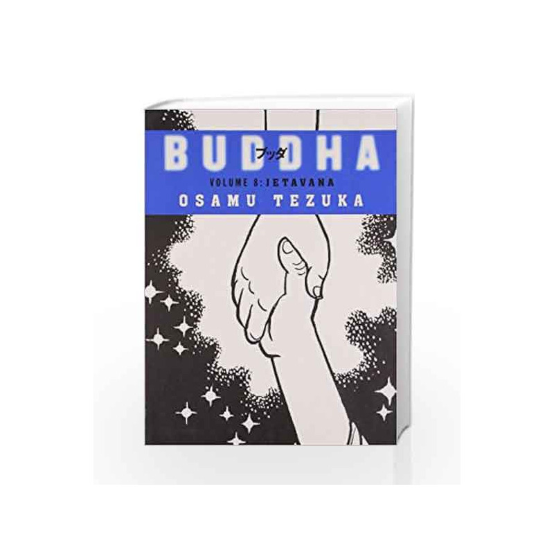 Jetavana (Buddha) by TEZUKA OSAMU Book-9780007251636