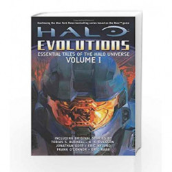 1: Evolutions (Halo) by B K Evenson, Eric Raab, Jonathan Goff Book-9780765354754