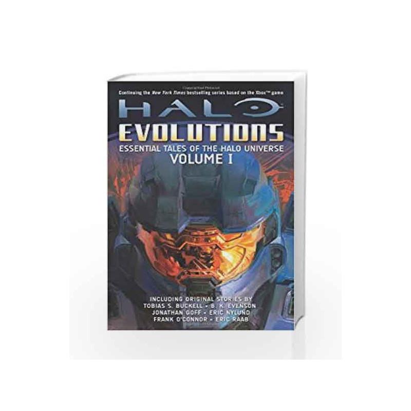 1: Evolutions (Halo) by B K Evenson, Eric Raab, Jonathan Goff Book-9780765354754