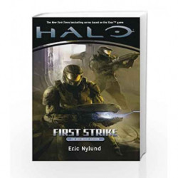 First Strike (Halo) by Eric Nylund Book-9780765328342