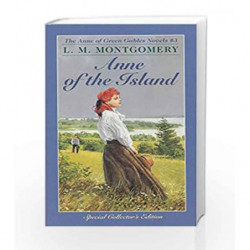 Anne of the Island (Anne of Green Gables) by L. M. Montgomery Book-9780553213171