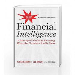 Financial Intelligence by Berman, Eleanor Book-9781422144114