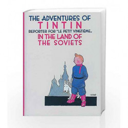 Tintin Land of Soviets (The Adventures of Tintin) by Herge Book-9781405214773
