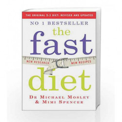 Fast Diet: The Secret of Intermi by Mimi Spencer Book-9781780721675