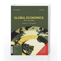 Global Economics with Course Mate by Robert J. Carbaugh Book-9788131533345