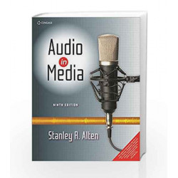 Audio in Media: A South-Asian Perspective with Course Mate by  Book-9788131533505