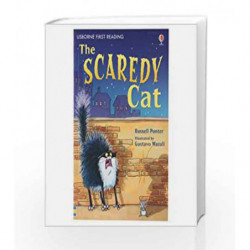 Scaredy Cat (First Reading Level 3) by NA Book-9781409500209