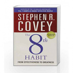 The 8th Habit: From Effectiveness to Greatness by Covey, Stephen R Book-9781847391469