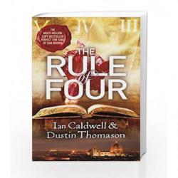 The Rule of Four by Ian Caldwell Book-9780099557487