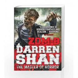 Zom-B by Darren Shan Book-9780857077547