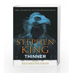 Thinner by Richard Bachman Book-9781444723557