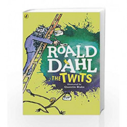 The Twits by Roald Dahl Book-9780141346397