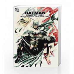 Batman: Heart of Hush by Paul Dini Book-9781401221249