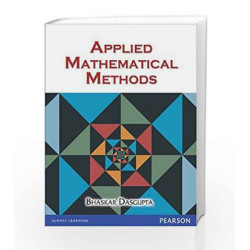 Applied Mathematical Methods, 1e by DASGUPTA Book-9788131700686