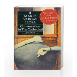 Conversation in the Cathedral by Mario Vargas Llosa Book-9780571168828