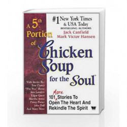 A 5th Portion Of Chicken Soup for The Soul by Jack Canfield Book-9788187671114