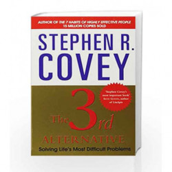 The 3rd Alternative by Covey, Stephen R Book-9780857205155