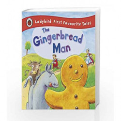 Ladybird First Favourite Tales the Gingerbread Man by Macdonald, A Book-9781409306306