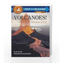 Volcanoes!: Mountains of Fire (Step into Reading) by Eric Arnold Book-9780679886419