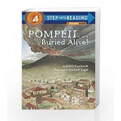 Pompeii...Buried Alive! (Step into Reading) by Edith Kunhardt Book-9780394888668