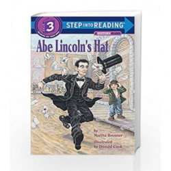 Abe Lincoln's Hat (Step into Reading) by Martha Brenner Book-9780679849773