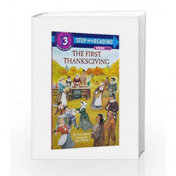 The First Thanksgiving (Step into Reading) by Linda Hayward Book-9780679802181