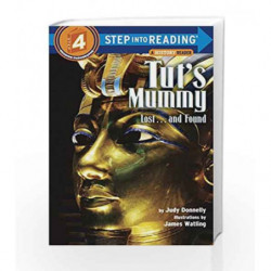Tut's Mummy: Lost...and Found (Step into Reading) by Judy Donnelly Book-9780394891897