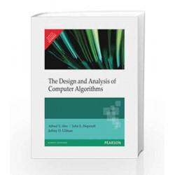 Design & Analysis of Computer Algorithms, 1e by AHO Book-9788131702055