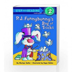P.J. Funnybunny's Bag of Tricks (Step into Reading) by Marilyn Sadler Book-9780375824449