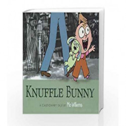 Knuffle Bunny by Mo Willems Book-9781844280599