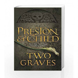 Two Graves by Lincoln Child Book-9781409135883
