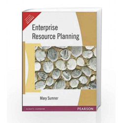 Enterprise Resource Planning, 1e by SUMNER Book-9788131702406