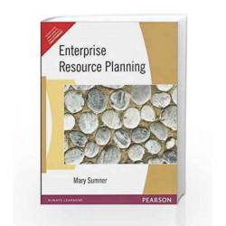 Enterprise Resource Planning, 1e by SUMNER Book-9788131702406