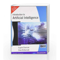 Introduction to Artificial Intelligence, 1e by CHARNIAK Book-9788131703069