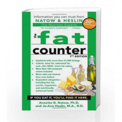 The Fat Counter: 7th Edition by NATOW  ANNETTE  B Book-9781416509868
