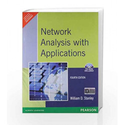 Network Analysis with Applications, 4e by STANLEY Book-9788131703182