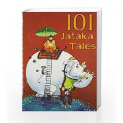101 Jataka Tales by Shraboni Roy Book-9789381607350