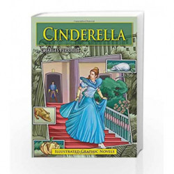 Graphic Tales: Cinderella by Charles Perrault Book-9789380069166