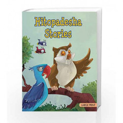 Hitopadesha Tales: Large Print by NA Book-9789381607640