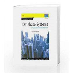 Database Systems: An Application-Oriented Approach, Introductory Version, 2e by KIFER Book-9788131703748