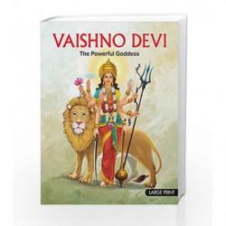 Large Print: Vaishno Devi by Om Books Book-9788187108405