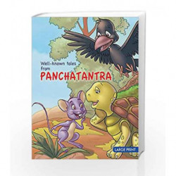 Well Known Tales from Panchatantra by Om Books Book-9788187107873