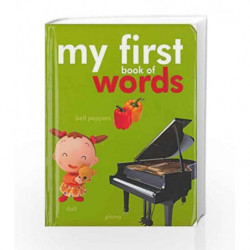 My First Book of Words by Om Books Book-9789380069791